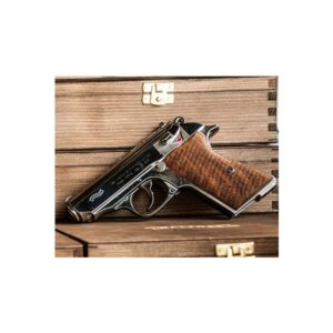 Pistolet Walther PPK/E kal. .32 ACP (czarny nikiel)