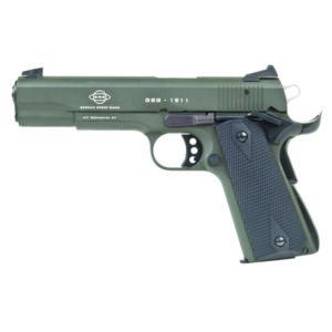 Pistolet GSG 1911 OD Green 22LR