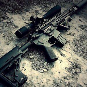 broń długa