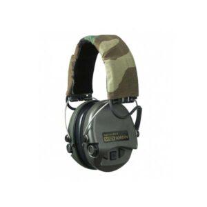 Słuchawki MSA Sordin Supreme Pro-X (Zielone) Woodland