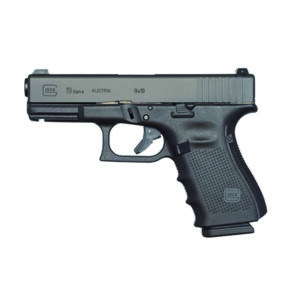 Pistolet GLOCK 19 GEN.4 FS / 9 PARA