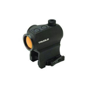 Celownik Kolimatorowy TRUGLO TRU•TEC 20mm RED-DOT SIGHT BLACK
