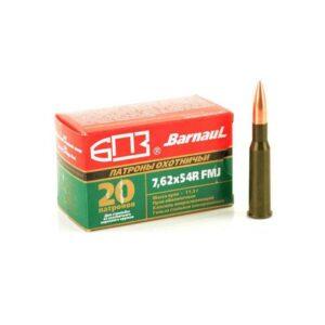 Amunicja BARNAUL 7,62x54R 11,3g
