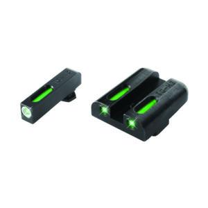 TRUGLO FIBER OPTIC SET – GLOCK LOW – światłowodowe przyrządy celownicze do pistoletów GLOCK