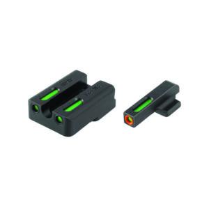 TRUGLO TFX SET – Zestaw trytowo-światłowodowe przyrządy celownicze (niskie) do pistoletów CZ 75