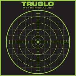 TRUGLO TARGET 100YRD 12X12 50PK