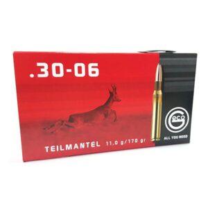 Amunicja GECO kal. 30-06 TM