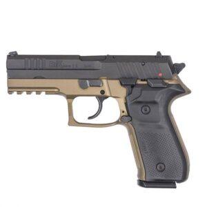 Pistolet AREX REX Standard Flat Dark Earth