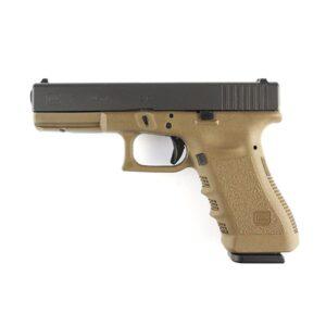 Pistolet GLOCK 17 GEN.4 FLAT DARK EARTH / 9 PARA