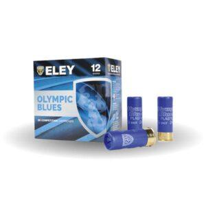 Amunicja ELEY 12/70 OLYMPIC BLUES 24g