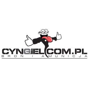 Naklejka CYNGIEL.COM.PL (57x155mm)