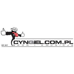 Naklejka CYNGIEL.COM.PL est.2017 (45x62mm)