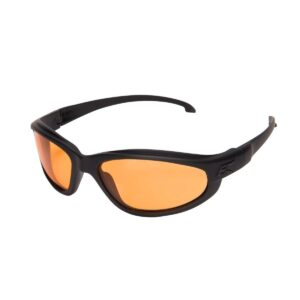 Okulary balistyczne EDGE Falcon Thin Temple – soczewka VAPOR SHIELD ANTI-FOG / TIGER EYE
