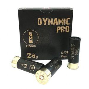 Amunicja FAM PIONKI 12/70 DYNAMIC PRO 28g