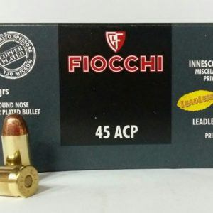 Amunicja FIOCCHI Kal. .45 ACP RNCP 14,9g