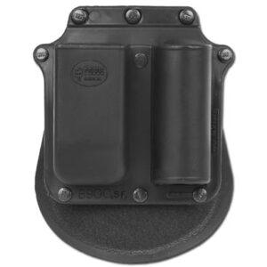 Fobus – Ładownica na magazynek Glock 9mm i latarkę – 6900 SF