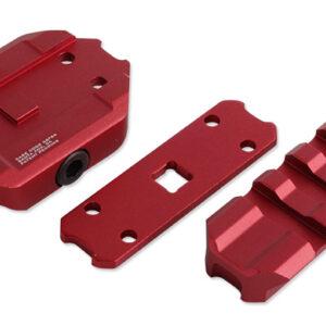 Strike Industries – Montaż, podwyższenie kolimatora R.EX Riser Low Pro