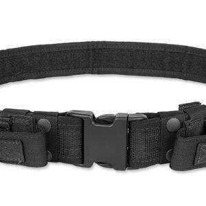 Condor – Pas Tactical Belt – Czarny – TB-002