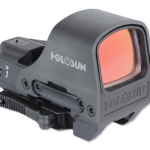Holosun – Kolimator HE510C-GR Elite Multi Reticle Green – Solar Panel