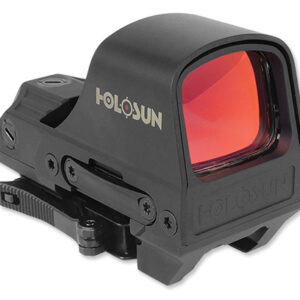 Holosun – Kolimator Open Reflex HS510C Multi Reticle – Solar Panel