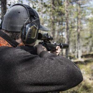Aktywne ochronniki słuchu ProTac Hunter 3M PELTOR