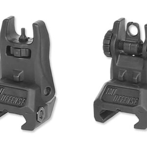 IMI Defense – TFS/TRS Tactical Flip Up Sights Set – IMI-Z7000/Z7010