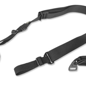 Cetacea Tactical – Economy Three Point Sling – Czarny
