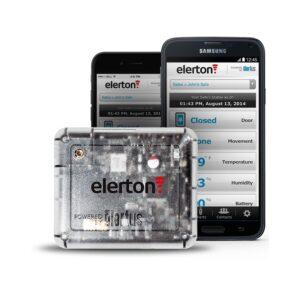 ELERTON eESNS – Elektroniczny System Nadzoru Sejfu
