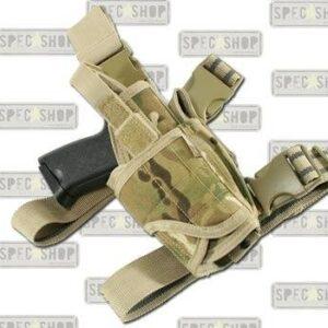 Condor – Kabura Tornado Tactical Leg Holster – MultiCam – TTLH-008