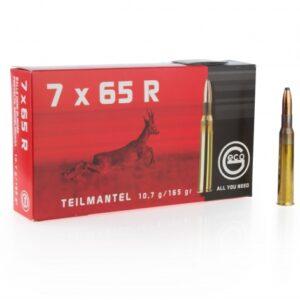 Amunicja Geco 7x65R Teilmantel
