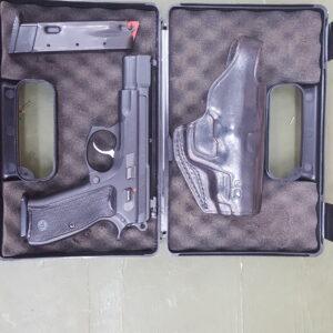 Pistolet CZ 75 KADET 22lr.