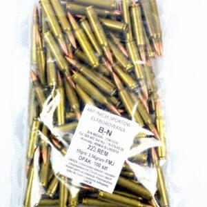 Amunicja B-N 223/5,56x45mm FMJ 55grs