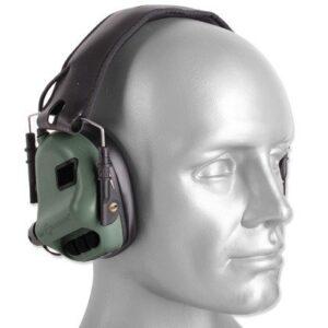 Earmor – Aktywne ochronniki słuchu M31 Mod 3 – Foliage Green
