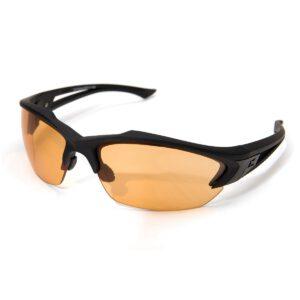 Okulary balistyczne EDGE ACID GAMBIT – soczewka VAPOR SHIELD ANTI-FOG, Tiger's Eye