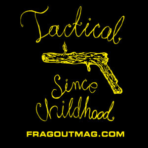 Frag Out Tactical Since Childhood – Long Sleeve rozmiar L