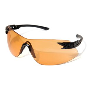 Okulary balistyczne EDGE Notch – soczewka VAPOR SHIELD ANTI-FOG, Tiger's Eye