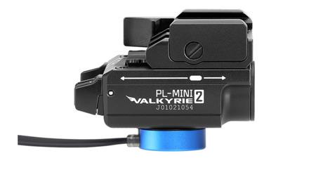 Olight – Akumulatorowa latarka taktyczna PL-Mini Valkyrie 2 Cool White – 600 lumenów – PL-MINI 2