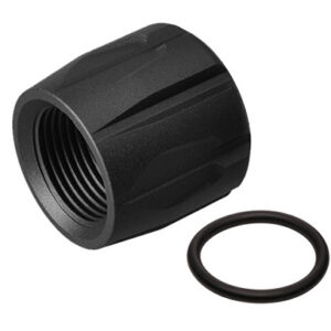 Strike Industries – Enhanced Barrel Thread Protector – Czarny