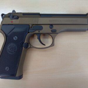 Pistolet Beretta 92FS kal. 9×19 CERAKOTE