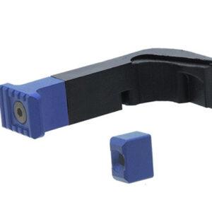 Strike Industries – Modułowy zwalniacz magazynka do Glock – Niebieski