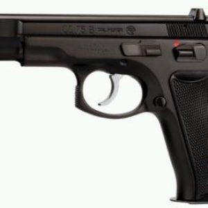 Pistolet CZ 75B kal. 9×19