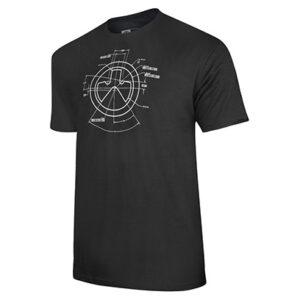 Magpul – Koszulka Engineered CVC T-Shirt – Czarny – MAG1118-001
