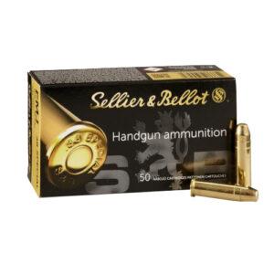 Amunicja S&B kal. .38 Special FMJ