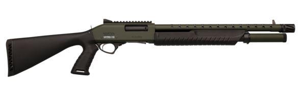 Strzelba pump-action Fabarm Martial O.D.Green 14″