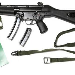 Pistolet samopowtarzalny POF MP5 kal. 9x19mm