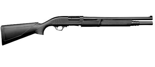 Strzelba pump action Kral Arms Tactical L kal. 12/76