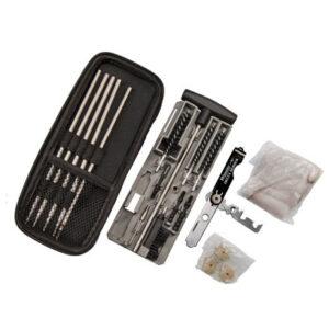 Wheeler – Zestaw do czyszczenia Compact Rifle Cleaning Kit – .22 / .30