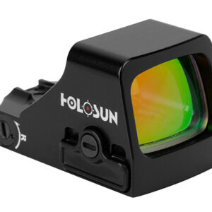 Holosun – Kolimator HS507K Open Reflex Sight