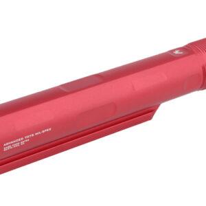 Strike Industries – Prowadnica kolby Adv. Receiver Extension -Czerwony