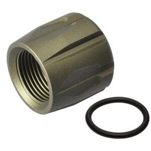 Strike Industries – Enhanced Barrel Thread Protector – FDE